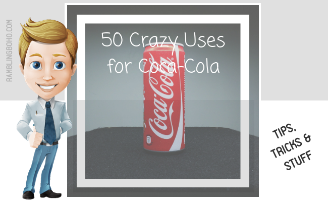 50 Crazy Uses for Coca-Cola