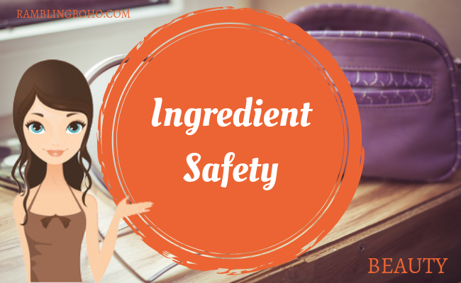 Ingredient Safety