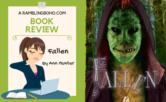 Fallen: A fractured retelling of the Frog Prince