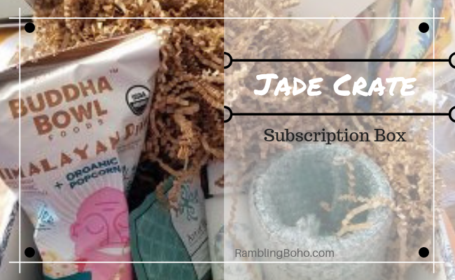 Jade Crate is so Boho!