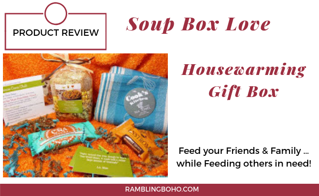 Soup Box Love Housewarming Gift Box