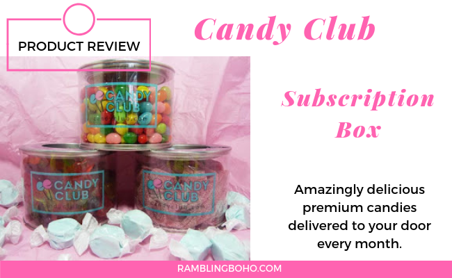 Candy Club February Review & Coupon!