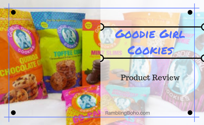 Goodie Girl Cookies Review