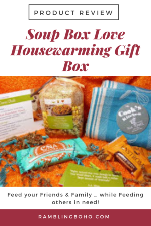 Feed your Friends & Family … while Feeding others in need! #subscriptionbox #review